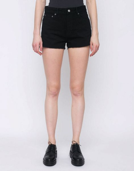Dr. Denim Vega Shorts Black 27