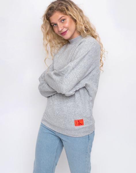 Calvin Klein Sweatshirt Grey Heather L