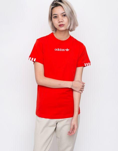 adidas Originals Coeeze T-Shirt Active Red 34