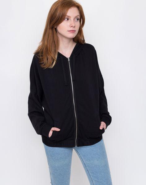 Calvin Klein Full Zip Hoodie Black M
