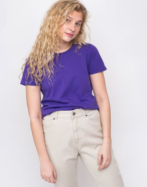 Colorful Standard Light Organic Tee Ultra Violet L