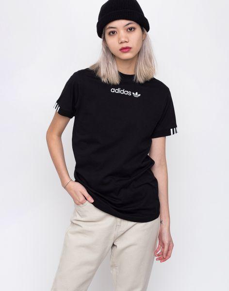 adidas Originals Coeeze T Shirt Black 40