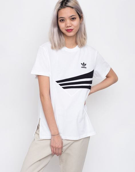 adidas Originals Tee White/White/Black 40