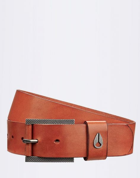 Nixon Americana Belt II Saddle L
