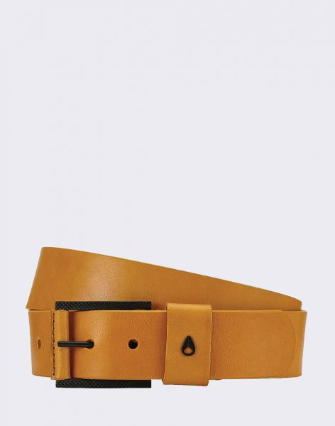 Nixon Americana Belt II Wheat S