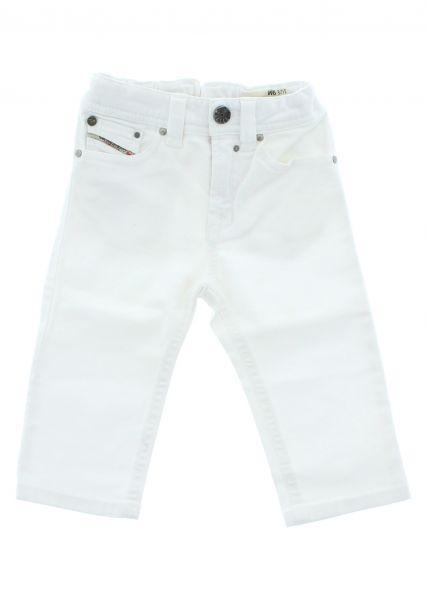 Jeans dětské Diesel | Bílá | Chlapecké | 3 měsíce