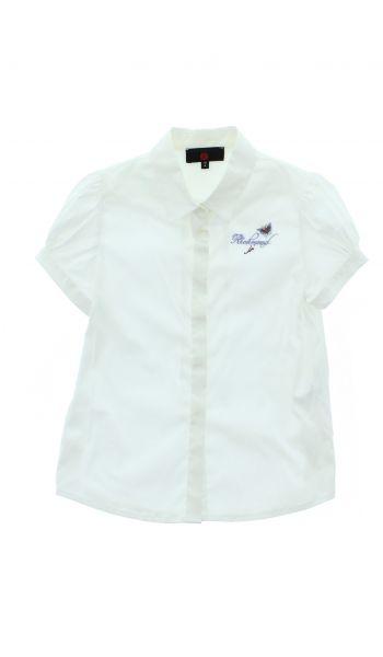 Košile dětská John Richmond   Bílá   Dívčí   6 let