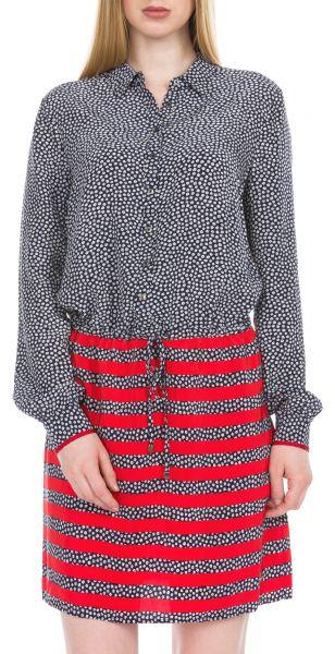 Avril Šaty Tommy Hilfiger | Modrá | Dámské | XS