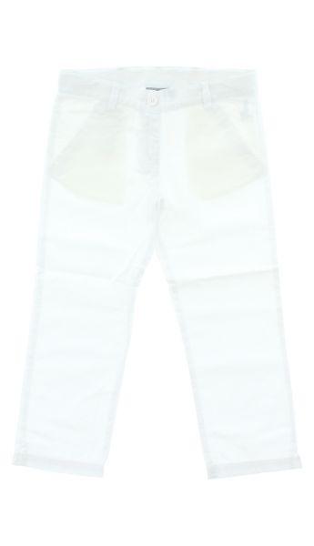 3/4 kalhoty dětské Geox | Bílá | Dívčí | 12 let