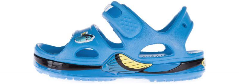 Crocband II FindingDory Sandále dětské Crocs | Modrá | Chlapecké | 20-21