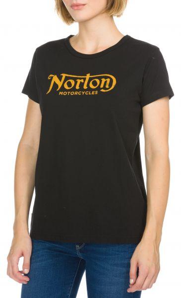 Chumps Triko Norton | Černá | Dámské | L
