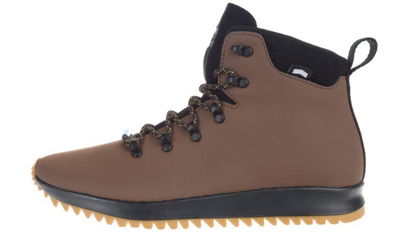 Apex Kotníková obuv Native Shoes   Hnědá   Pánské   37