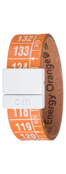 Energy Orange Náramek Il Centimetro | Oranžová | Pánské | S 18 cm
