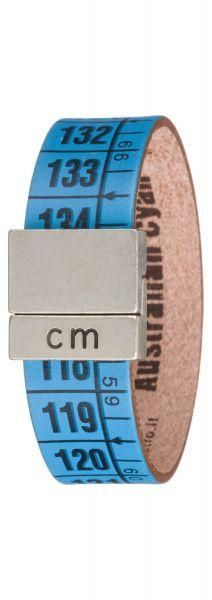 Australian Cyan Náramek Il Centimetro | Modrá | Pánské | S 18 cm