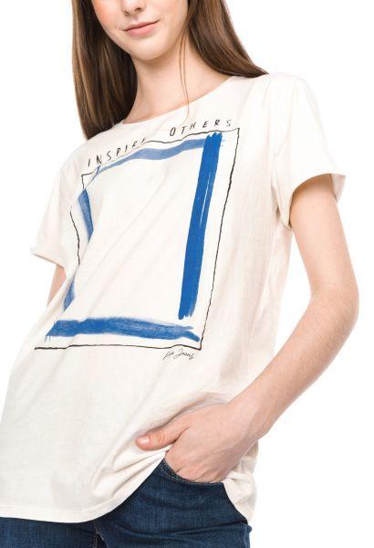 Bruna Triko Pepe Jeans | Modrá Žlutá Bílá | Dámské | M