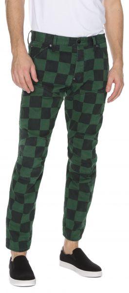5620 3D Jeans G-Star RAW | Černá Zelená | Pánské | 34/32