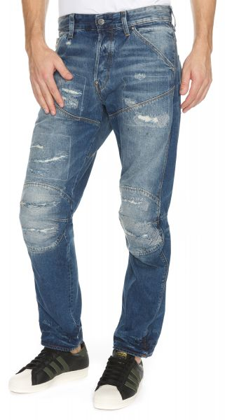5620 3D Jeans G-Star RAW | Modrá | Pánské | 34/32