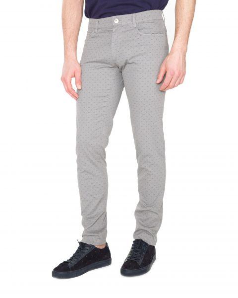 370 Kalhoty Trussardi Jeans | Šedá | Pánské | 38