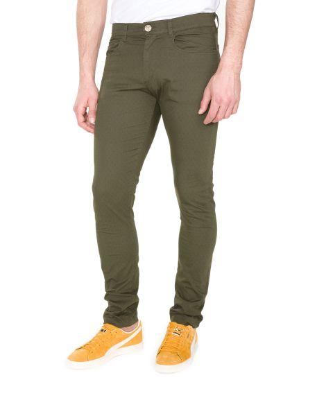 370 Kalhoty Trussardi Jeans | Zelená | Pánské | 38