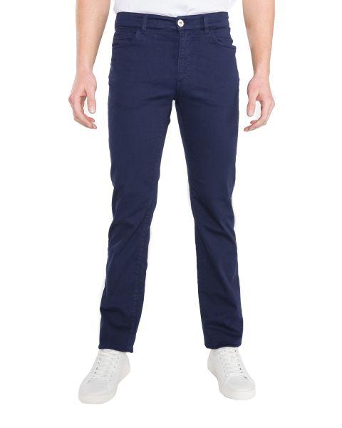 380 Kalhoty Trussardi Jeans | Modrá | Pánské | 37
