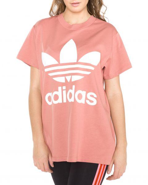 Big Trefoil Triko adidas Originals | Růžová | Dámské | 40