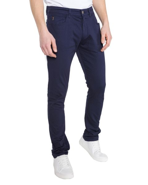370 Kalhoty Trussardi Jeans | Modrá | Pánské | 37