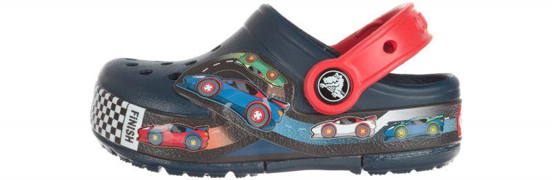 Crocband™ Fun Lab Lights Clog Crocs dětské Crocs | Modrá | Dívčí | 25-26