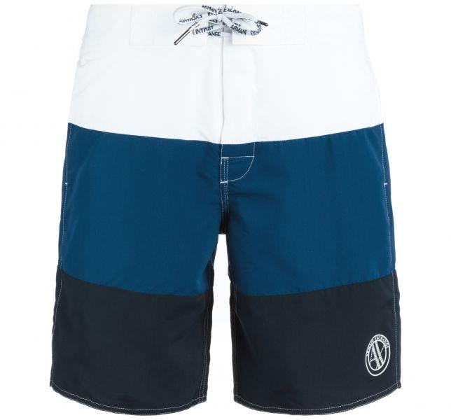Plavky Armani Exchange   Modrá Bílá   Pánské   XXL