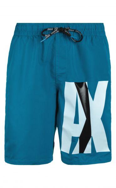Plavky Armani Exchange   Modrá   Pánské   XXL