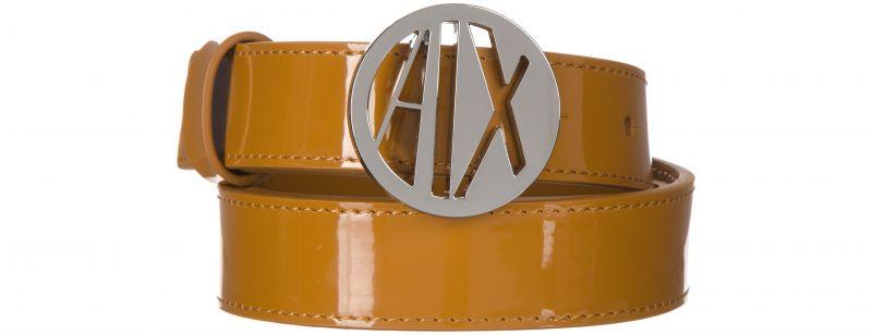 Pásek Armani Exchange | Hnědá | Dámské | XL