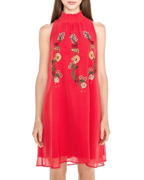 Angy Šaty Desigual | Červená | Dámské | 40
