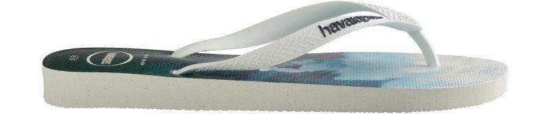 Hype Žabky Havaianas | Modrá Bílá | Dámské | BR-45/46 = 29-30 cm
