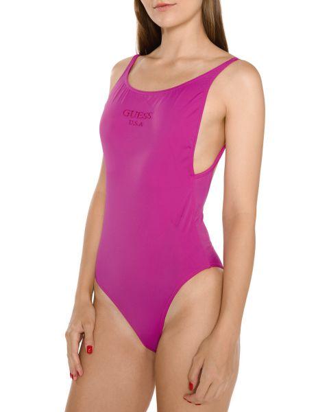 Jednodílné plavky Guess | Růžová Fialová | Dámské | S