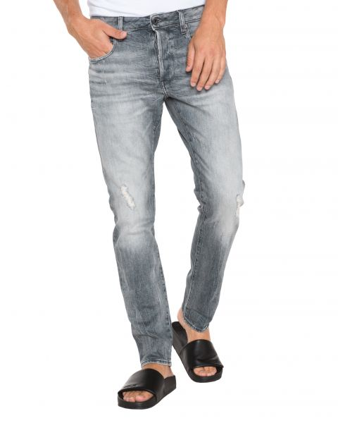 3301 Jeans G-Star RAW   Šedá   Pánské   38/34