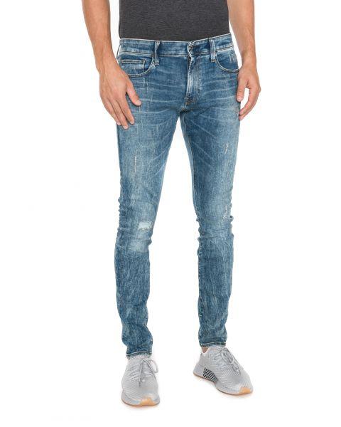 3301 Jeans G-Star RAW | Modrá | Pánské | 38/34