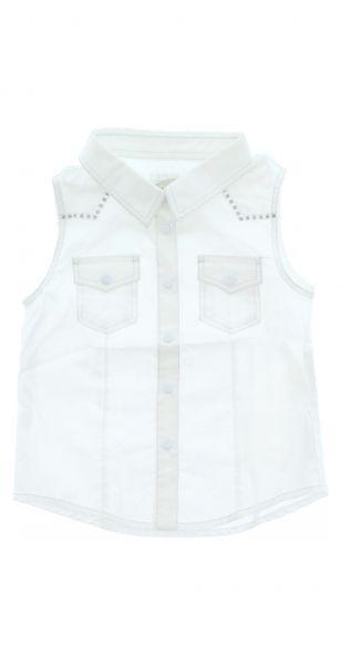 Košile dětská Diesel   Bílá   Dívčí   6 měsíců
