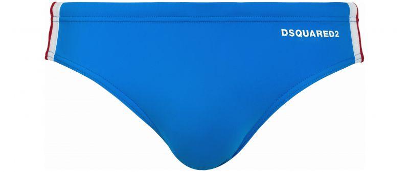 Plavky DSQUARED2   Modrá   Pánské   XXL