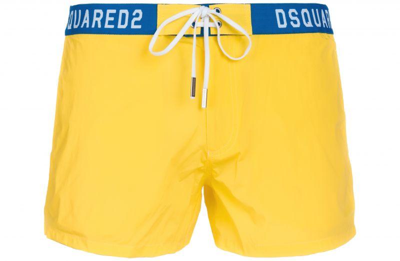 Plavky DSQUARED2   Žlutá   Pánské   XXL