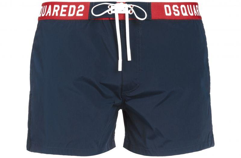 Plavky DSQUARED2   Modrá   Pánské   S