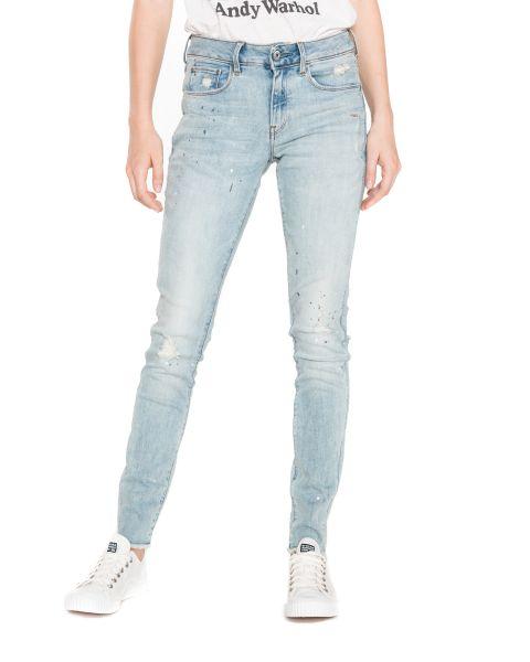 3301 Jeans G-Star RAW   Modrá   Dámské   30/34