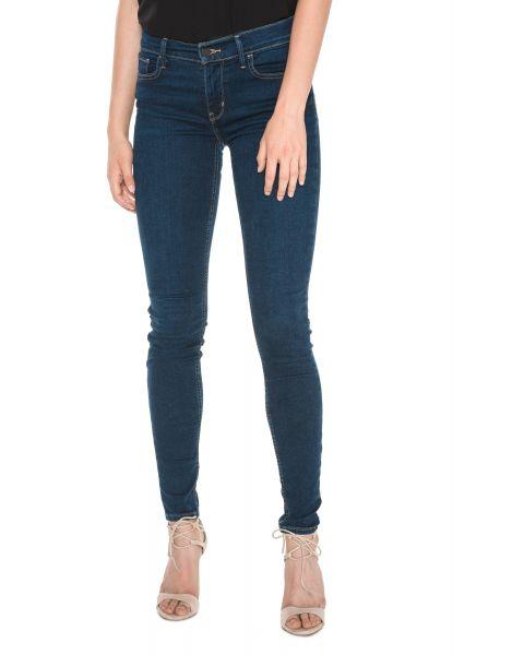710 Jeans Levi's | Modrá | Dámské | 32/32