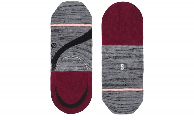 Black Stripe Ponožky Stance   Šedá   Dámské   38-42