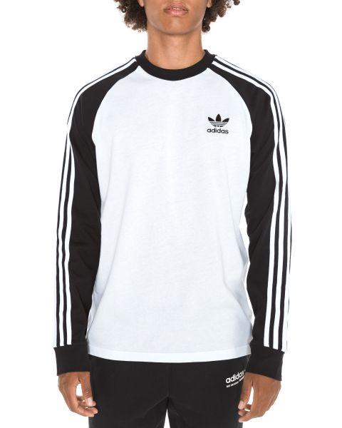 3-Stripes Triko adidas Originals | Černá Bílá | Pánské | XXL