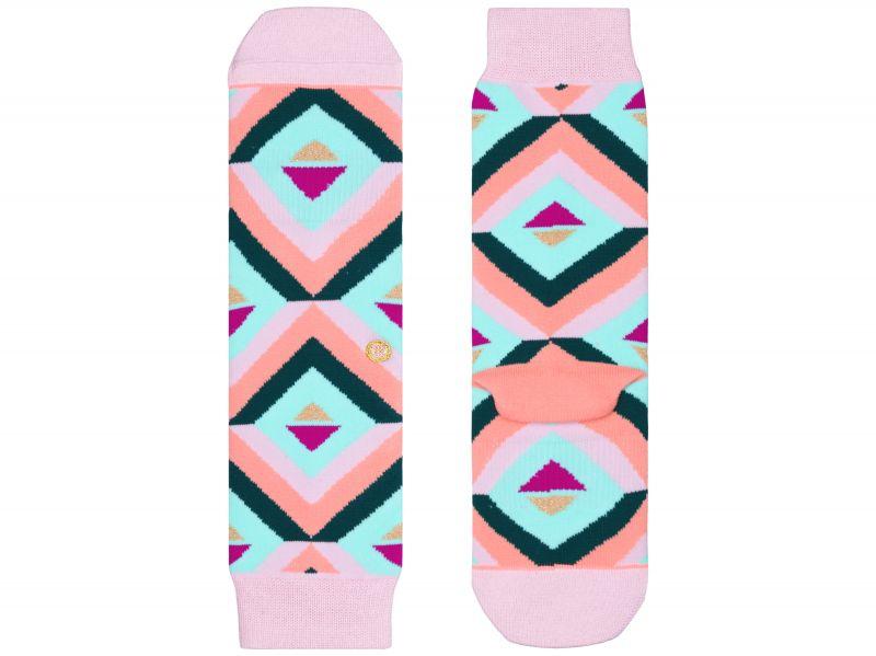 Bonny Tomboy Ponožky Stance   Růžová   Dámské   35-37