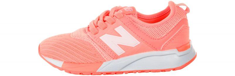247 Tenisky dětské New Balance | Růžová | Dívčí | 35