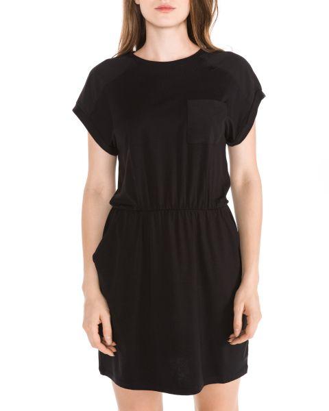 Ava Šaty Vero Moda | Černá | Dámské | S