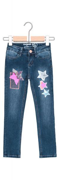 Casamian Jeans dětské Desigual | Modrá | Dívčí | 11-12 let