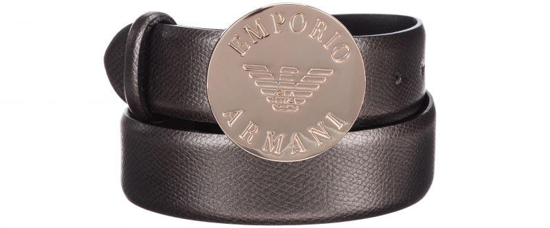 Pásek Emporio Armani | Šedá | Dámské | 95 cm