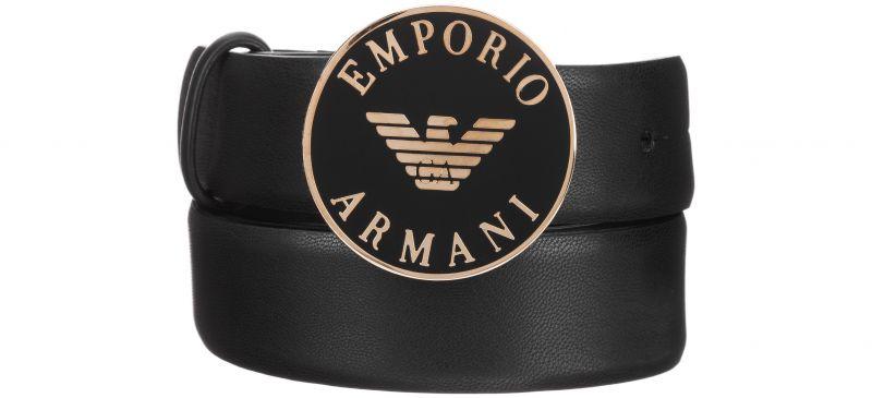 Pásek Emporio Armani | Černá | Dámské | 95 cm