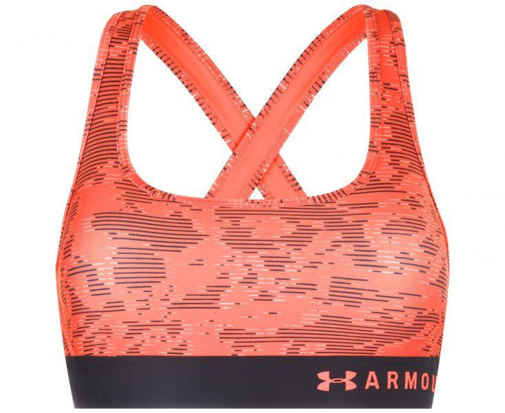 Armour® Mid Podprsenka Under Armour | Oranžová | Dámské | XS